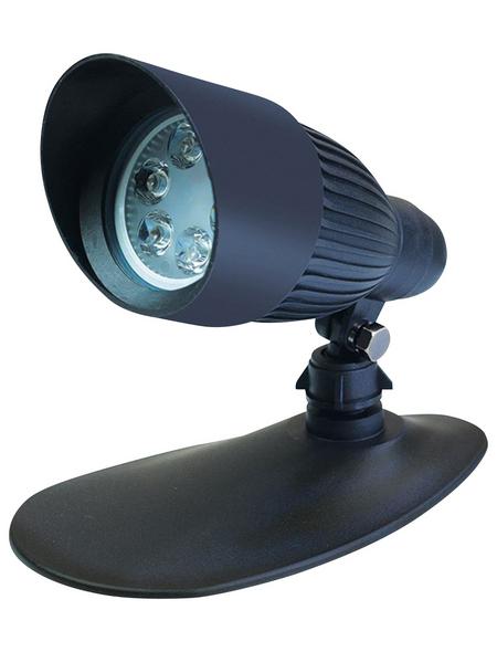 GEV LED-Außenleuchte »FUCHSIA«, 6 W, IP68, warmweiß