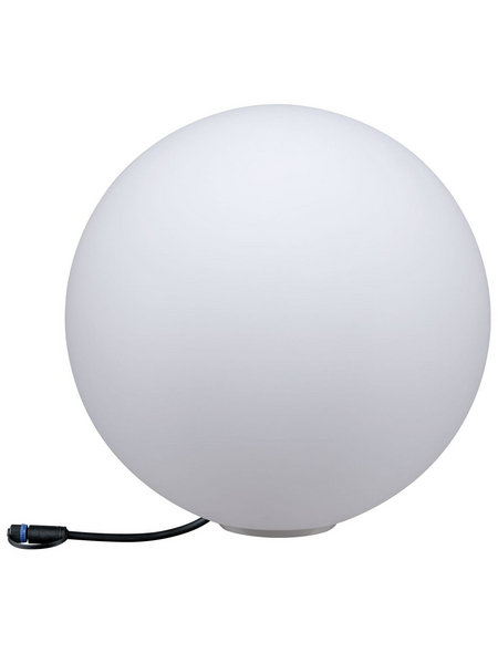 PAULMANN LED-Außenleuchte »Plug & Shine Globe«, 6,5 W, dimmbar
