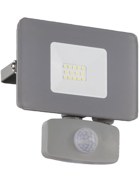 CASAYA LED-Außenstrahler »Parri 2.0 BWM«, 10 W, inkl. Bewegungsmelder, IP44, kaltweiß
