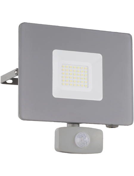 CASAYA LED-Außenstrahler »Parri 2.0 BWM«, 30 W, inkl. Bewegungsmelder, IP44, kaltweiß