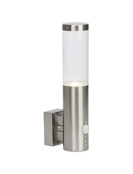 BRILLIANT LED-Außenwandleuchte, 4 W, inkl. Bewegungsmelder, IP44, neutralweiß