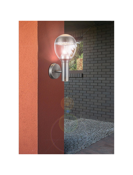 GLOBO LIGHTING LED-Außenwandleuchte »CALLISTO«, 11 W, IP44, warmweiß