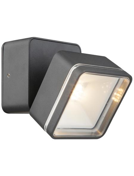 GLOBO LIGHTING LED-Außenwandleuchte »LISSY«, 6,5 W, IP54, warmweiß