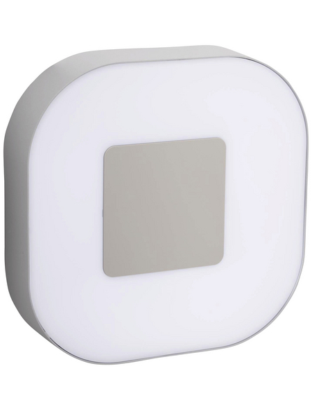 LUTEC LED-Außenwandleuchte »UBLO«, 11 W, IP54, warmweiß