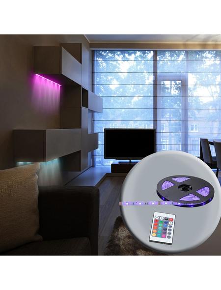 GLOBO LIGHTING LED-Band, Länge: 500 cm, 475 lm