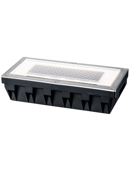 PAULMANN LED-Bodeneinbauleuchte »Outdoor Solar Box«, 0,6 W