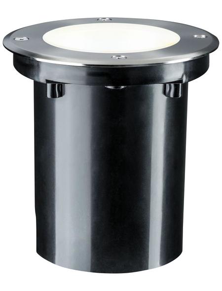 PAULMANN LED-Bodeneinbauleuchte »Plug&Shine«, 6 W, dimmbar, IP67, warmweiß