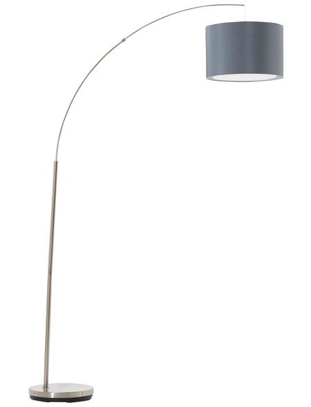 BRILLIANT LED-Bogenstandleuchte »Clarie«, H: 180 cm, E27, ohne Leuchtmittel