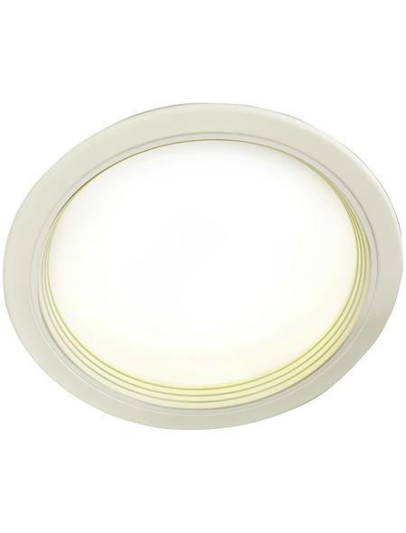NÄVE LED-Deckeneinbauleuchte, dimmbar, inkl. Leuchtmittel in neutralweiß