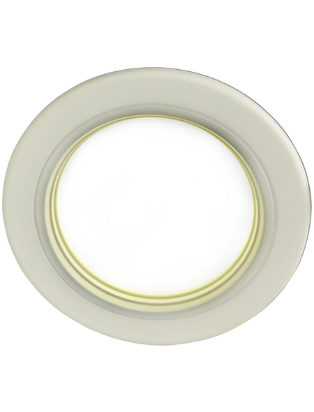 NÄVE LED-Deckeneinbauleuchte »Point«, inkl. Leuchtmittel in warmweiß