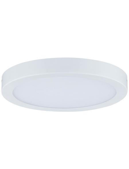 PAULMANN LED-Deckenleuchte »Abia« weiß 1-flammig, inkl. Leuchtmittel in warmweiß