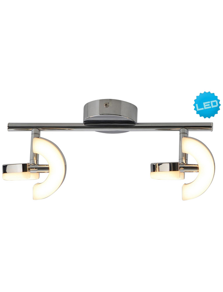 NÄVE LED-Deckenleuchte »Affi«, Kunststoff/Metall