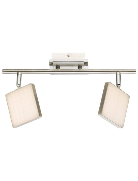 GLOBO LIGHTING LED-Deckenleuchte »BRAVA«, dimmbar, inkl. Leuchtmittel in warmweiß