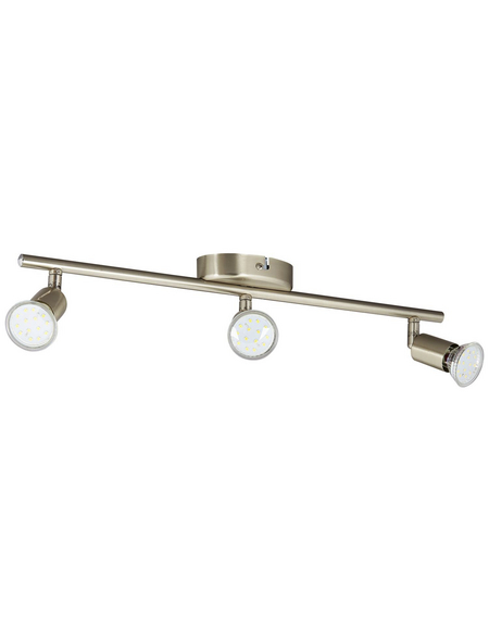 EGLO LED-Deckenleuchte »BUZZ«, GU10, inkl. Leuchtmittel in warmweiß