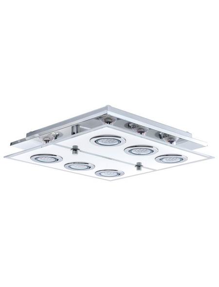 EGLO LED-Deckenleuchte »CABO« GU10, inkl. Leuchtmittel in warmweiß