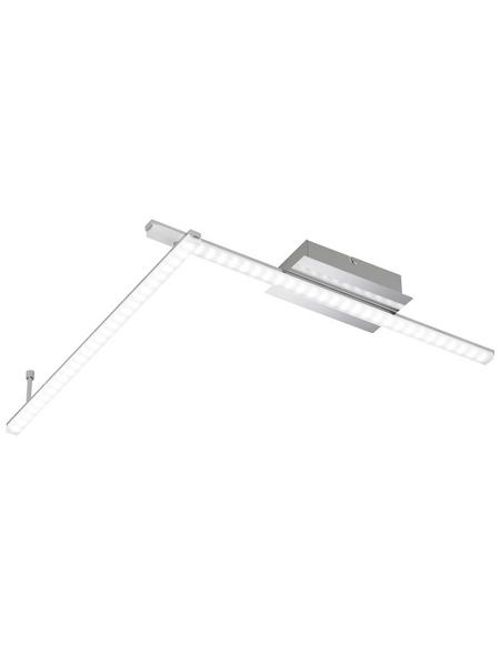 wofi® LED-Deckenleuchte »CLAY«, inkl. Leuchtmittel in warmweiß
