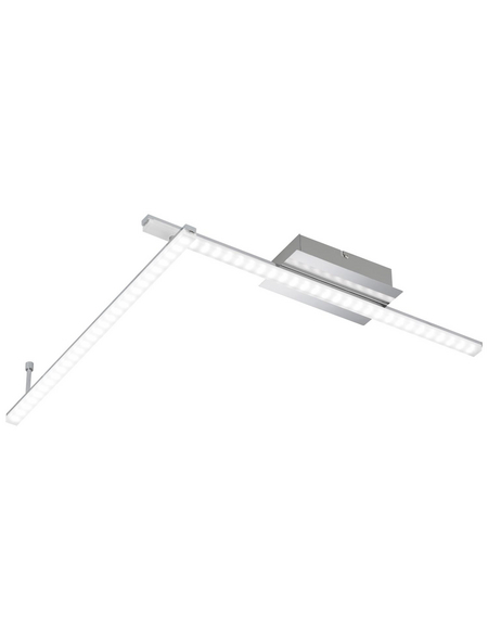 wofi® LED-Deckenleuchte »CLAY«, Kunststoff/Metall
