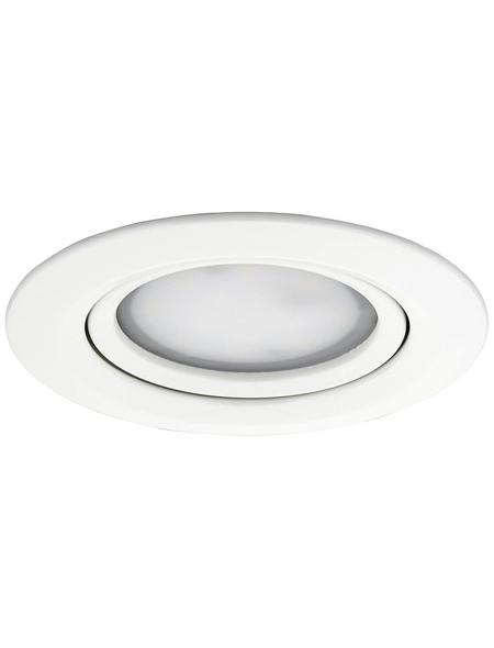 PAULMANN LED-Deckenleuchte »Coin Slim«, Aluminium
