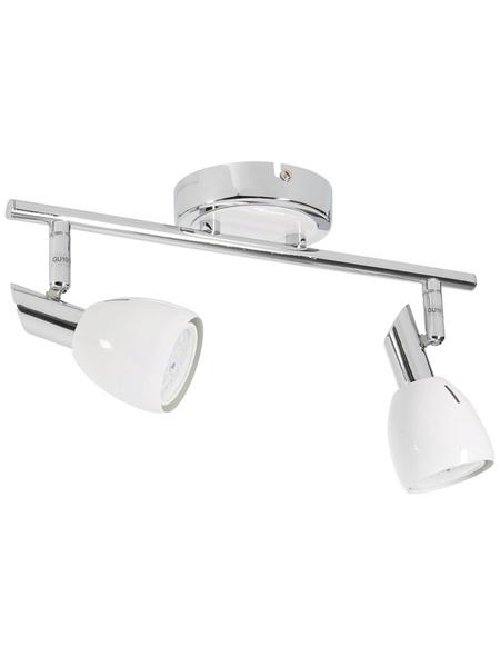 BRILONER LED-Deckenleuchte »COMBI«, GU10, inkl. Leuchtmittel in warmweiß