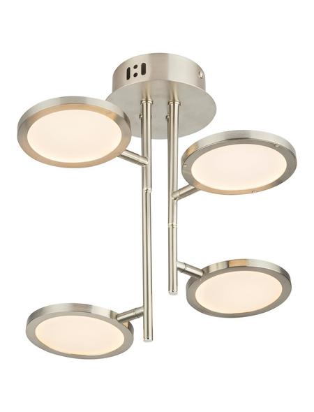 GLOBO LIGHTING LED-Deckenleuchte »CORSUS«, inkl. Leuchtmittel in warmweiß