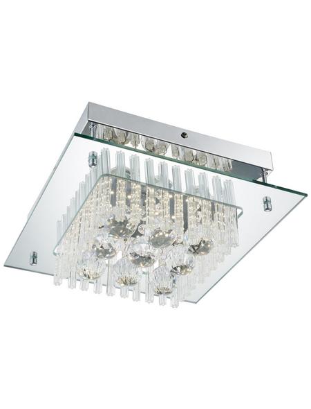 GLOBO LED-Deckenleuchte »ELENA«, inkl. Leuchtmittel in neutralweiß