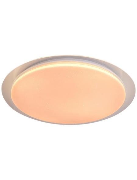 NÄVE LED-Deckenleuchte »Locarno«, inkl. Leuchtmittel in kaltweiß/warmweiß
