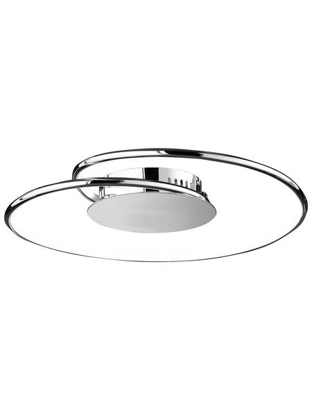 wofi® LED-Deckenleuchte »LOUIS«, dimmbar, inkl. Leuchtmittel in warmweiß