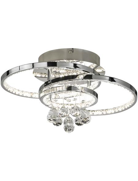 wofi® LED-Deckenleuchte »MEDLEY«, dimmbar, inkl. Leuchtmittel in warmweiß