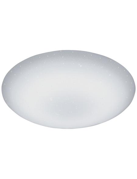 wofi® LED-Deckenleuchte »MINOR«, dimmbar, Kunststoff/Metall/Glas