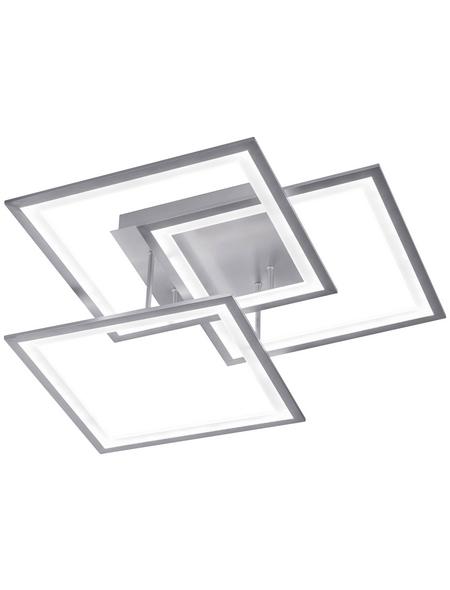 wofi® LED-Deckenleuchte »MODESTO«, dimmbar, inkl. Leuchtmittel in warmweiß