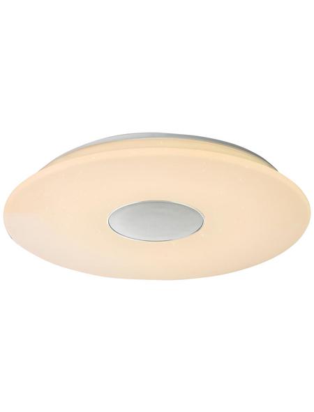 GLOBO LIGHTING LED-Deckenleuchte »NICOLE«, dimmbar, inkl. Leuchtmittel in RGB (mehrfarbig)
