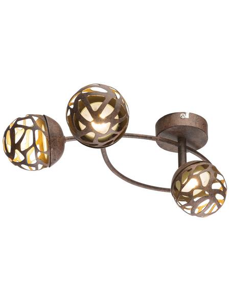 GLOBO LIGHTING LED-Deckenleuchte »OHIO«, inkl. Leuchtmittel in warmweiß