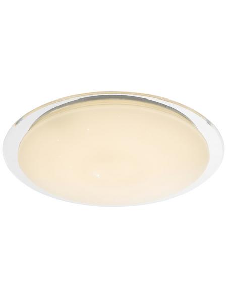 GLOBO LIGHTING LED-Deckenleuchte »OPTIMA«, dimmbar, inkl. Leuchtmittel in warmweiss/tageslichtweiss