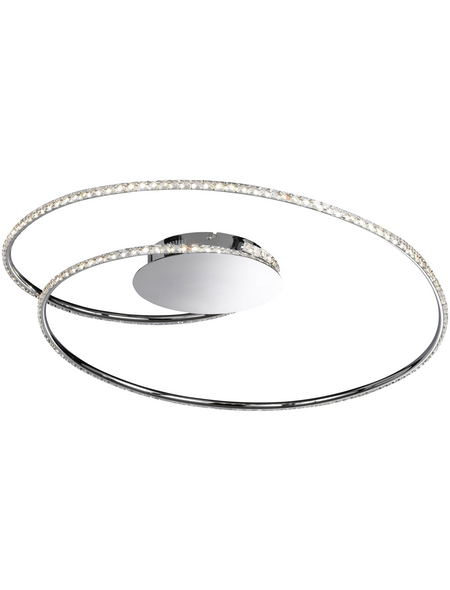 wofi® LED-Deckenleuchte »OPUS«, dimmbar, inkl. Leuchtmittel in warmweiß