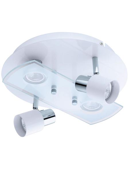 EGLO LED-Deckenleuchte »PAWEDO-SD«, GU10, dimmbar, inkl. Leuchtmittel in warmweiß