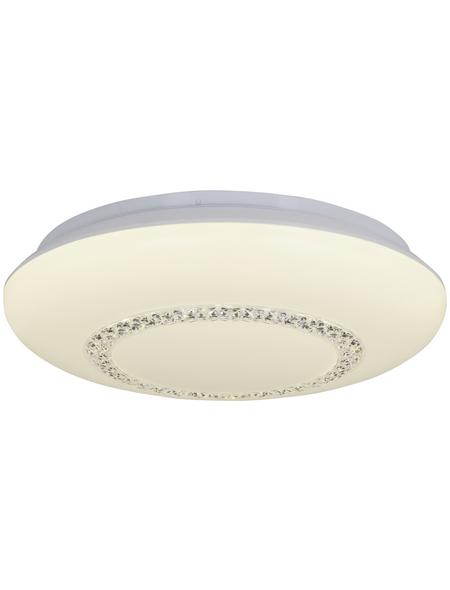 NÄVE LED-Deckenleuchte »Pilsen« klar/weiss 1-flammig, inkl. Leuchtmittel in warmweiß