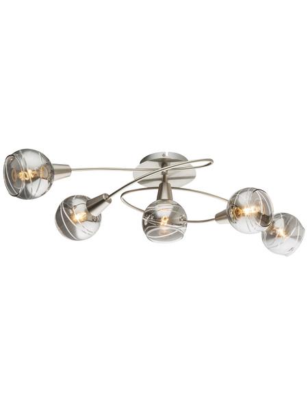 GLOBO LIGHTING LED-Deckenleuchte »Roman«, E14, inkl. Leuchtmittel in warmweiß