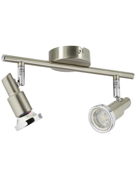 BRILLIANT LED-Deckenleuchte »Ryan«, Metall