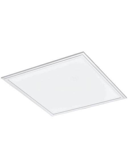 EGLO CONNECT LED-Deckenleuchte »SALOBRENA-C«, dimmbar, inkl. Leuchtmittel Mehrfarbig mit Weiß