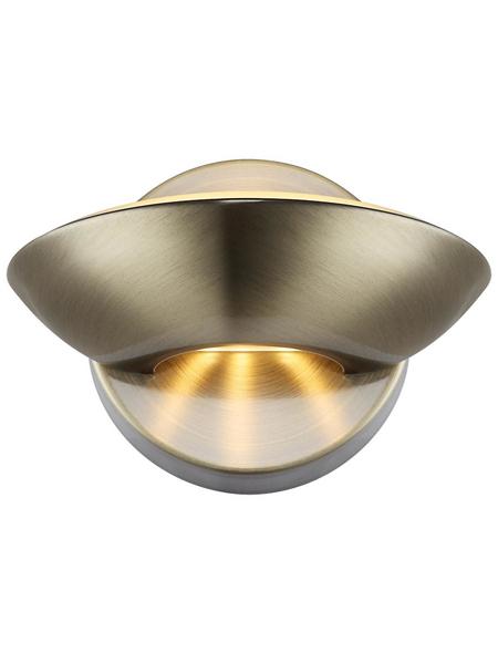 GLOBO LIGHTING LED-Deckenleuchte »SAMMY«, inkl. Leuchtmittel in warmweiß