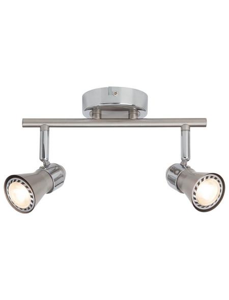 BRILLIANT LED-Deckenleuchte »Sanny«, Metall
