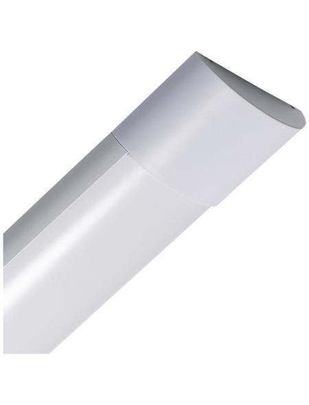 MÜLLER LICHT LED-Deckenleuchte »Scala«, dimmbar, Aluminium
