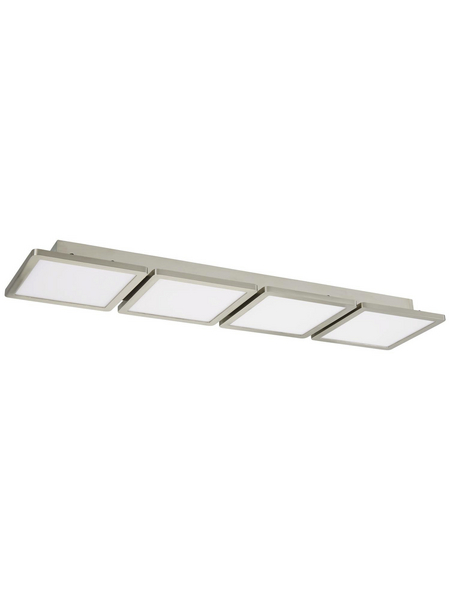 BRILLIANT LED-Deckenleuchte »Scope«, dimmbar, Kunststoff/Stahl