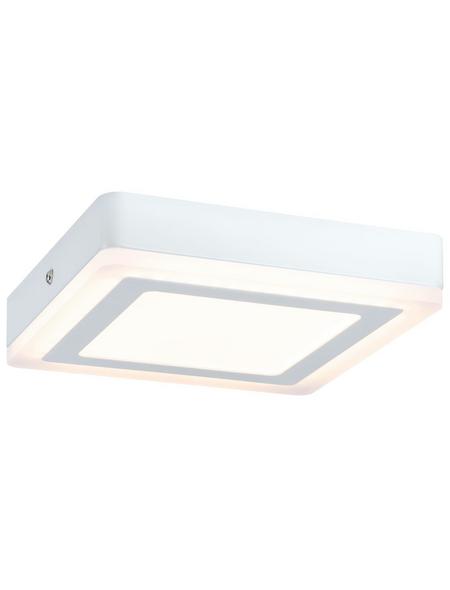 PAULMANN LED-Deckenleuchte »Sol« weiß 1-flammig, inkl. Leuchtmittel in warmweiß