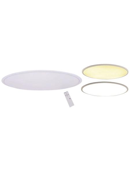 NÄVE LED-Deckenleuchte »Sorrent« weiß 1-flammig, dimmbar, inkl. Leuchtmittel in warmweiss/kaltweiss