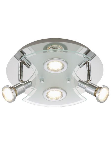 BRILONER LED-Deckenleuchte »Splash«, GU10, inkl. Leuchtmittel in warmweiß