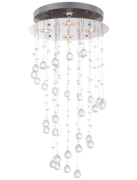 GLOBO LIGHTING LED-Deckenleuchte »ST. TROPEZ«, GU10, inkl. Leuchtmittel in warmweiß