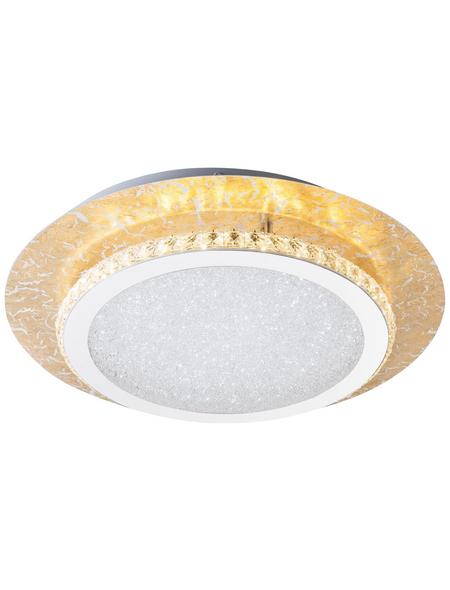GLOBO LIGHTING LED-Deckenleuchte »TILO«, inkl. Leuchtmittel in warmweiß