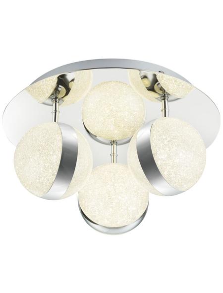 GLOBO LIGHTING LED-Deckenleuchte »TOBIAS«, inkl. Leuchtmittel in neutralweiß