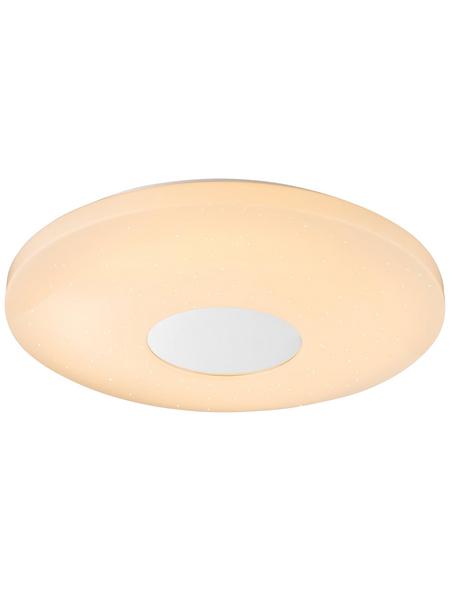 GLOBO LIGHTING LED-Deckenleuchte »TURKANA«, dimmbar, inkl. Leuchtmittel in neutralweiß/kaltweiß/warmweiß